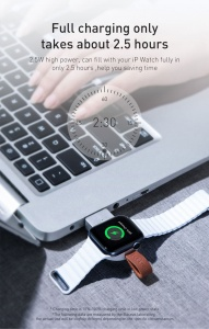 Dock sạc Baseus Dotter cho Apple Watch